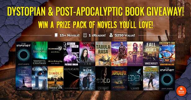 Dystopian & Post-Apocalyptic Book Giveaway